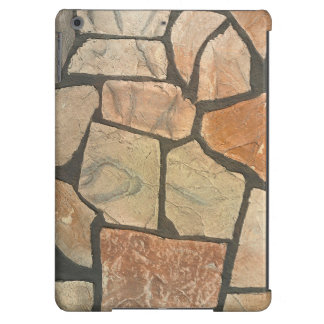 Decorative Stone Paving Look Cover For iPad Air