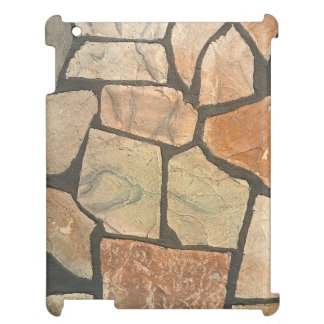 Decorative Stone Paving Look iPad Cover