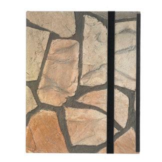 Decorative Stone Paving Look iPad Folio Cases