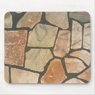 Decorative Stone Paving Look Mouse Pad