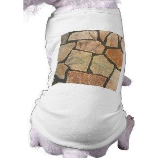 Decorative Stone Paving Look Shirt
