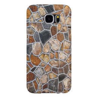 Decorative Stone Wall Samsung Galaxy S6 Case