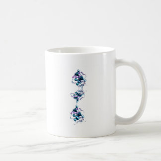 decorative stones in form of snake coffee mug