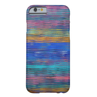 Decorative Stripes Mosaic Pattern #2 Barely There iPhone 6 Case