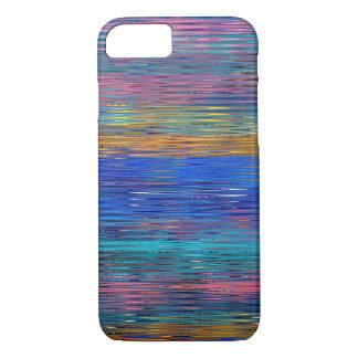 Decorative Stripes Mosaic Pattern #2 iPhone 7 Case