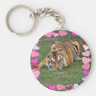 Decorative Tiger Key Chains