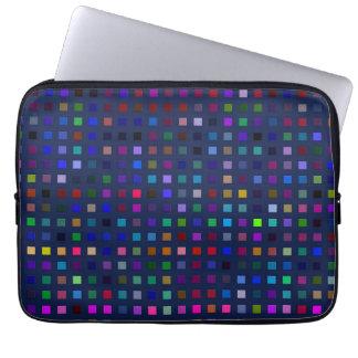 Decorative Tiles Mosaic Pattern #2 Laptop Sleeve