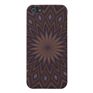 Decorative trendy pern iPhone SE/5/5s cover
