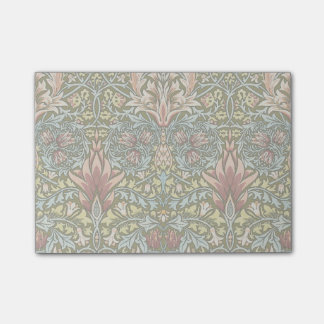 Decorator Floral Wallpaper Pattern Vintage Chic Post-it® Notes