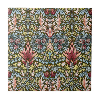 Decorator Floral Wallpaper Pattern Vintage Chic Tile