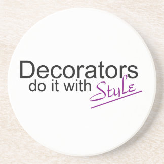 Decorators do it with Style - Coaster