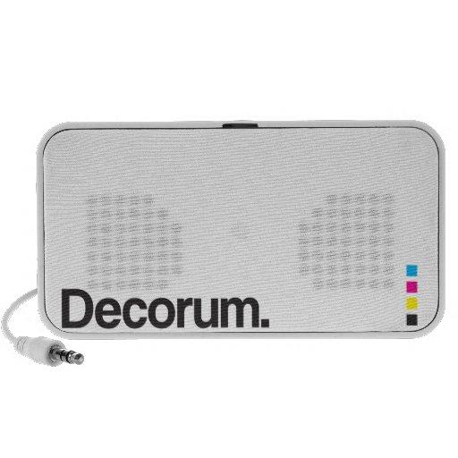 Decorum iPhone Speaker