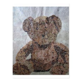 Decoupage Ted Postal