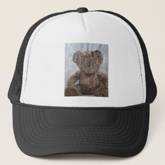 Decoupage Ted Trucker Hat