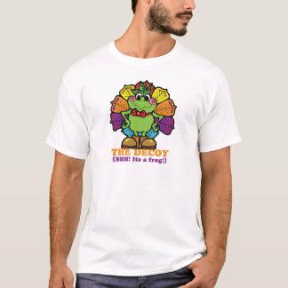 decoy turkey frog T-Shirt