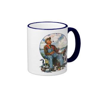 Decoys Ringer Coffee Mug
