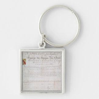 Decree of nobility created under the First Keychain