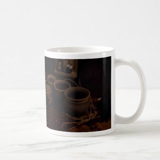 Ded da Baba Classic White Coffee Mug