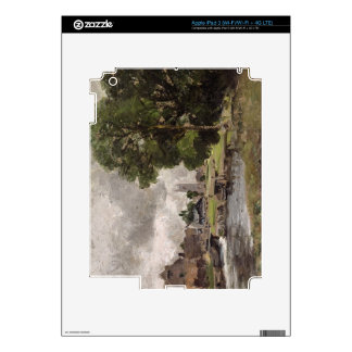 Dedham Lock and Mill Decals For iPad 3