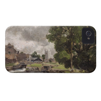 Dedham Lock and Mill iPhone 4 Cover