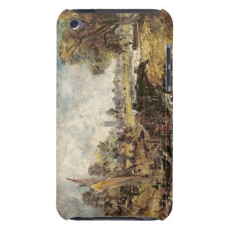 Dedham Lock, c.1820 (oil on canvas laid down on pa Barely There iPod Case