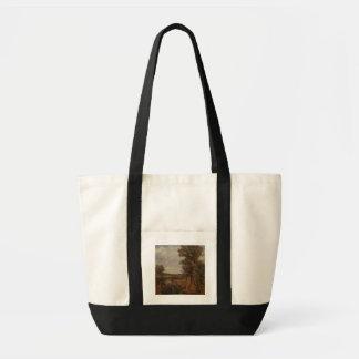 Dedham Vale, 1802 (oil on canvas) Tote Bag