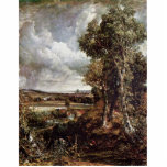 Dedham Vale By John Constable (Best Quality) Photo Cut Out