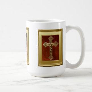 Dedicación o Cristo Taza Clásica
