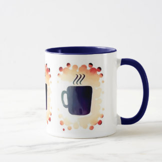 Dedicated To Coffee Drinkers Mug