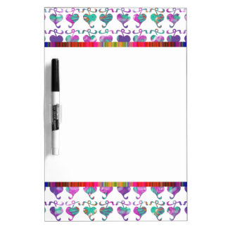 Dedicated to MOM : Jewels U Love Dry-Erase Board