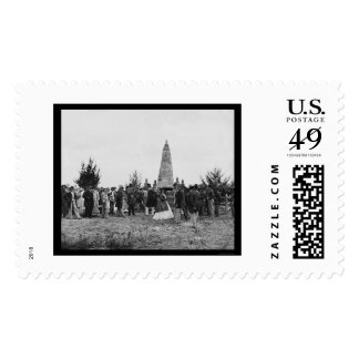 Dedication of the Battle of Bull Run Monument 1865 Postage Stamps