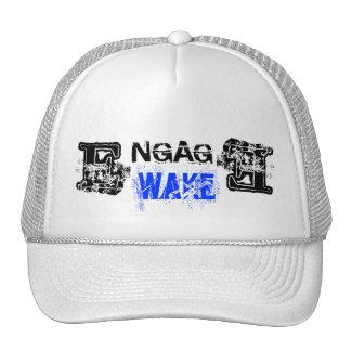 Dedique el gorra