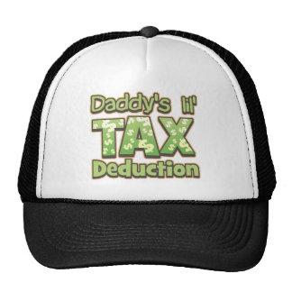 Deducción fiscal de Lil del papá Gorros