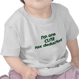 Deducción fiscal camiseta
