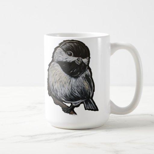 ¡Dee del Polluelo-uno-dee! taza del café o del té