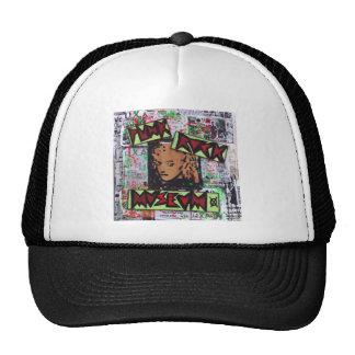 dee detroit uxa tribute punk rock museum by sludge trucker hat