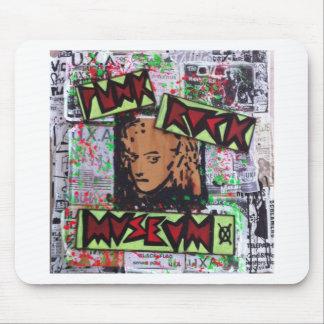 dee detroit uxa tribute punk rock museum by sludge mouse pad