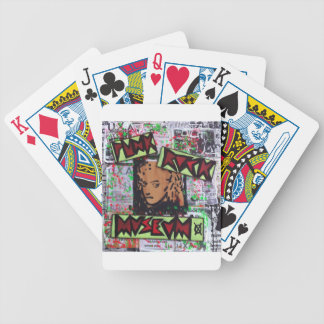dee detroit uxa tribute punk rock museum by sludge card deck