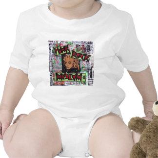dee detroit uxa tribute punk rock museum by sludge baby bodysuits