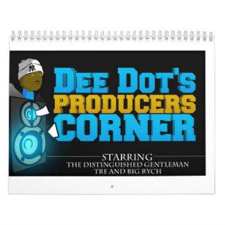 Dee Dots Producers Corner Calendar