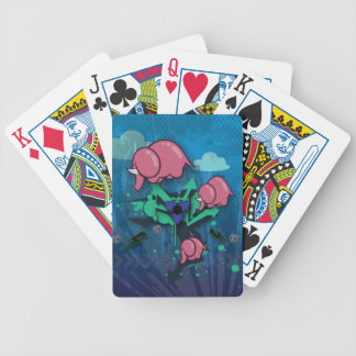 Dee Elephants Bicycle Poker Cards