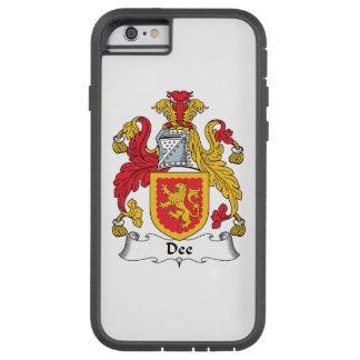 Dee Family Crest Tough Xtreme iPhone 6 Case