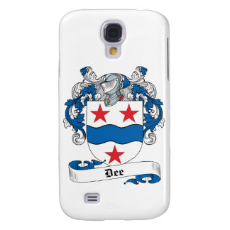 Dee Family Crest Galaxy S4 Case