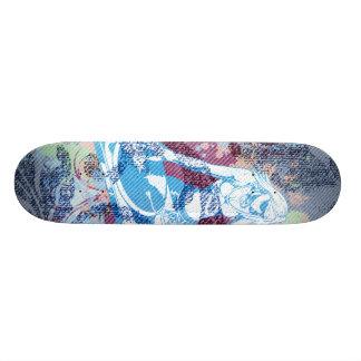 dee jay chic vector sk8 skateboard
