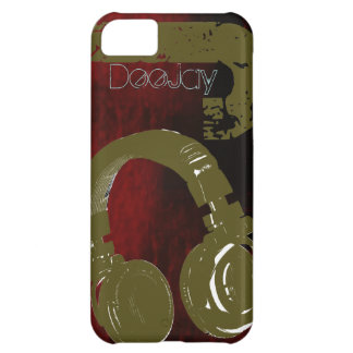 Dee Jay cool design iPhone 5C Case