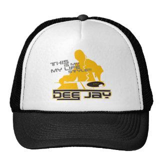Dee Jay Trucker Hat
