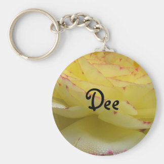 Dee Keychain