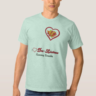 Dee-Lishus Gummies (#3) T-shirt