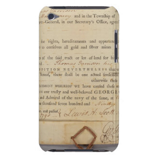 Deed, New York iPod Case-Mate Case