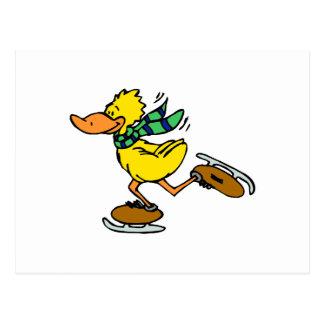 Deedle Duck Postcard